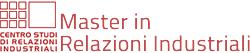Master Relazioni Industriali CSRI